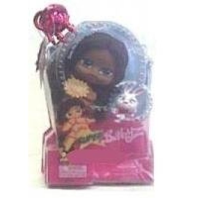 Bratz Super Babyz : Sasha Doll with bunny as seen in the Bratz super Babyz DVD