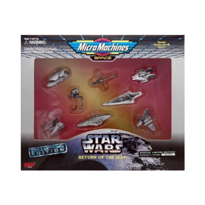 Micro Machines Star Wars Return of the Jedi Collector's Edition