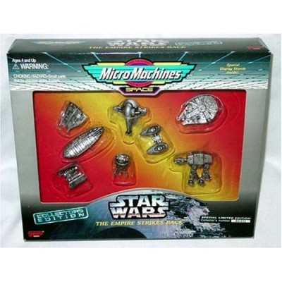 Micro Machines Star Wars the Empire Strikes Back Boxset