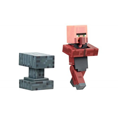 Minecraft Minecraft - Blacksmith Villager Action Figure