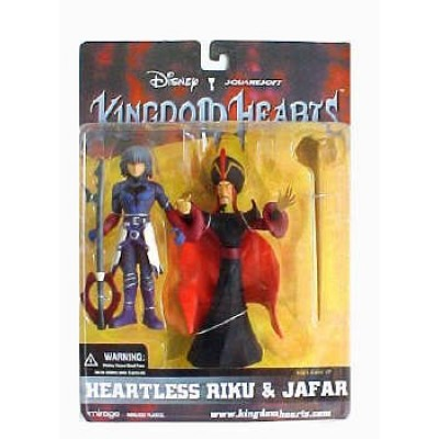 Kingdom Hearts: Heartless Riku with Jafar
