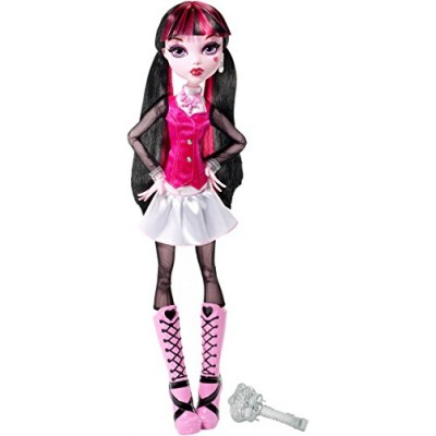 "Monster High 17"" Large Draculaura Doll"