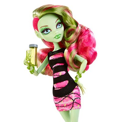 Monster High Coffin Bean Venus McFlytrap Doll
