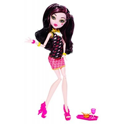 Monster High Creepateria Draculaura Doll