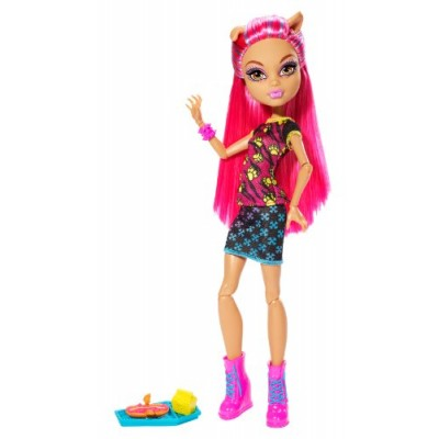 Monster High Creepateria Howleen Wolf Doll