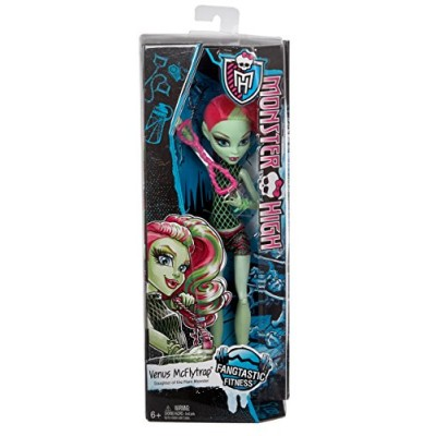 Monster High Fangtastic Fitness Venus McFlytrap Doll