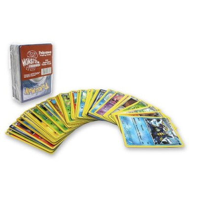 Pokemon Trading Cards - Monster Protectors 100 Assorted Pokemon Card Value Pack