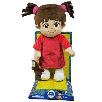 Monsters, Inc. Boo Red Shirt Doll