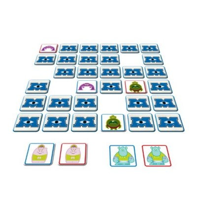 Monsters University - Look-A-Likes Matching Game