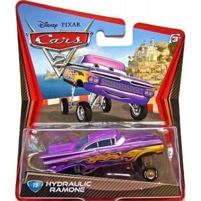 Disney/Pixar Cars 2 Movie Hydraulic Ramone #19 1:55 Scale