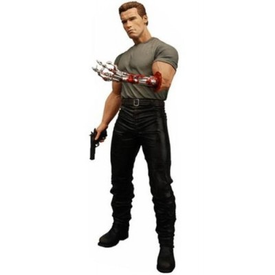 NECA Terminator 2: Judgement Day 7 Inch Series 1 Action Figure T-800 Man or Machine