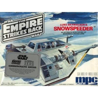Star Wars Empire Strikes Back Mpc Snowspeeder