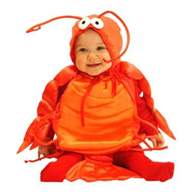 Mullins Square Lobster Baby Costume