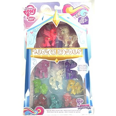 My Little Pony Explore Equestria Crystal Mini Collection