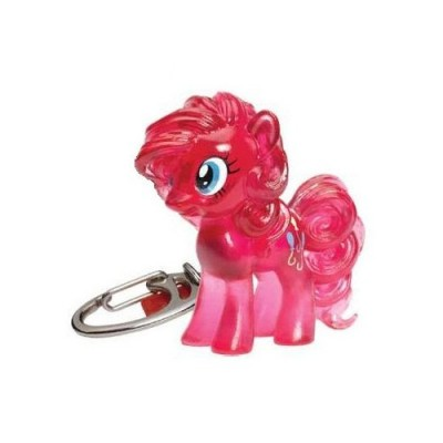 My Little Pony Friendship is Magic Crystal Pony Pinkie Pie Keychain