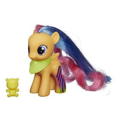 My Little Pony Friendship is Magic Exclusive Wild Rainbow Figure Scootaloo