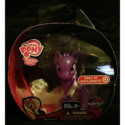 My Little Pony Friendship is Magic Pinkie Pie's Boutique Wysteria Sparkle Figure