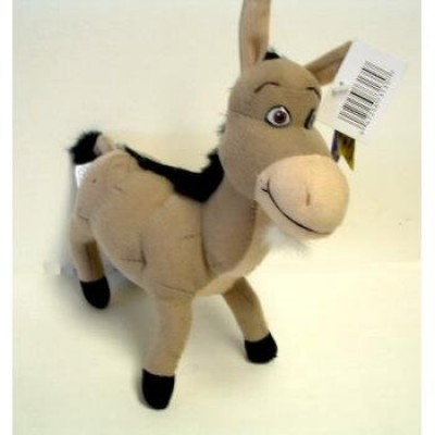 8 1/2 Inch Shrek Donkey Plush By Nanco