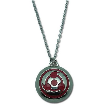 Naruto Cosplay Sharingan Necklace GE7853