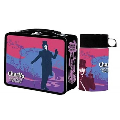 Charlie The Chocolate Factory Lunchbox No.1