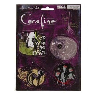 Coraline Keep One Eye Open Magnet Sheet
