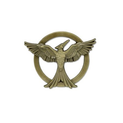 "Hunger Games Mockingjay Movie Part 1 - Pin Replica Pin ""Mockingjay"""