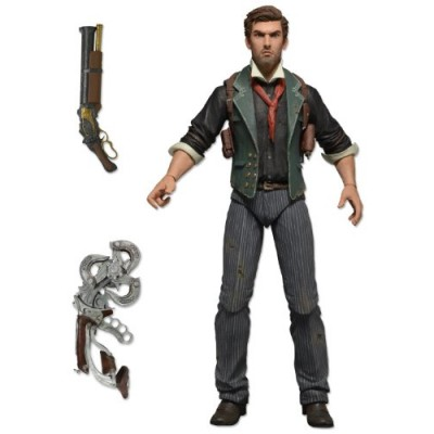 "NECA Bioshock Infinite - Booker DeWitt - 7"" Action Figure"