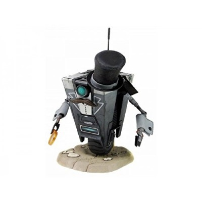Neca Borderlands Claptrap CL4P-TP Gentleman Caller Deluxe Limited Edition Action Figure
