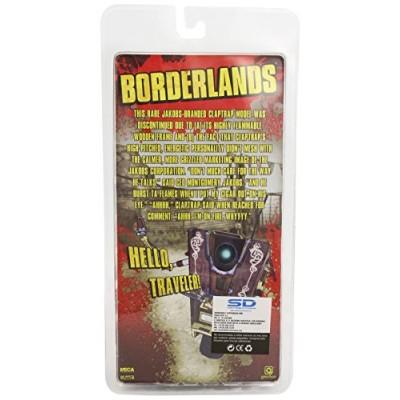 """NECA Borderlands """"Jakobs"""" Claptrap Scale Action Figure, 7"""""""
