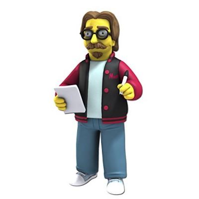 """NECA Simpsons 25th Anniversary 5"""" Series 5 Matt Groening Action Figure"""