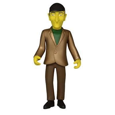 "NECA Simpsons 25th Anniversary Series 3 - Leonard Nimoy - 5"" Figure"