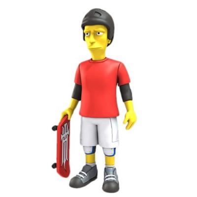 "NECA Simpsons 25th Anniversary - Tony Hawk 5"" Action Figure Series 2"