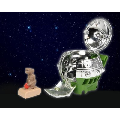 Neca Steven Spielbergs E.T. the Extra-Terrestial Rolling Spaceship with Launching E.T