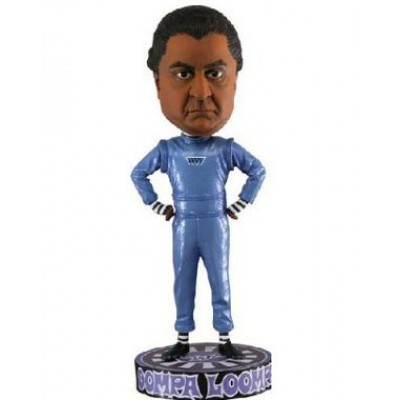 Oompa Loompa Blue Headknocker from Charlie and the Chocolate Factory
