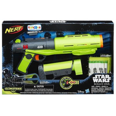 NERF Star Wars Rogue One Imperial Death Trooper Deluxe Blaster