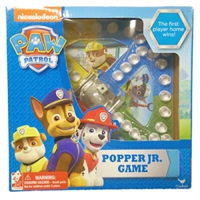 Paw Patrol Popper Jr. Game
