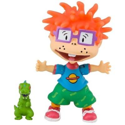 "Nicktoons Rugrats Chuckie 3"" Action Figure"