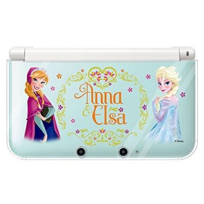 Frozen Queen Elsa Let It Go Princess Anna - Cover for Nintendo 3DS XL/LL