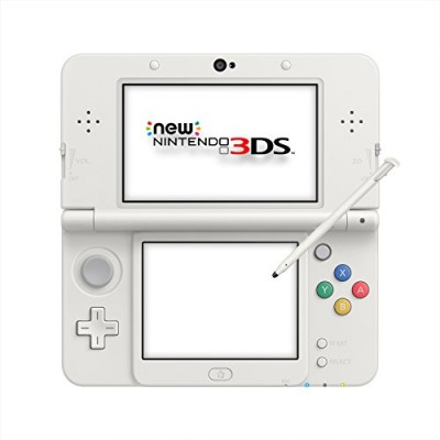 New Nintendo 3DS - White [Japan Import]