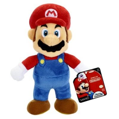 NINTENDO Mario Bros Universe Wave 1: Mario Plush