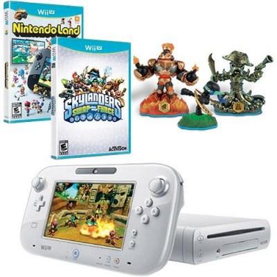 Nintendo Skylanders SWAP Force Bundle - Nintendo Wii U