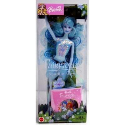 Barbie Fairytopia Sparkle Fairy - Aqua