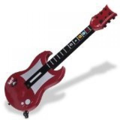 Bratz Rock Angelz: World Tour Guitar Game