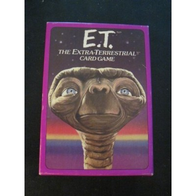 E.T. The Extra-Terrestrial Card Game