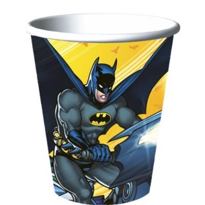 Batman The Dark Knight Cups 8ct