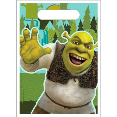 Shrek 4 - Shrek Forever After Treat Sacks 8 Count