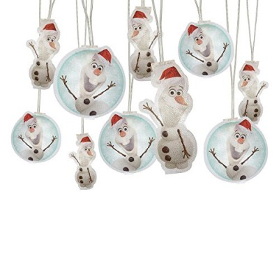 Disney Frozen Olaf Holiday Light String (11.15ft long)