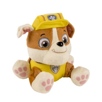 Nickelodeon, Paw Patrol - Plush Pup Pals- Rubble