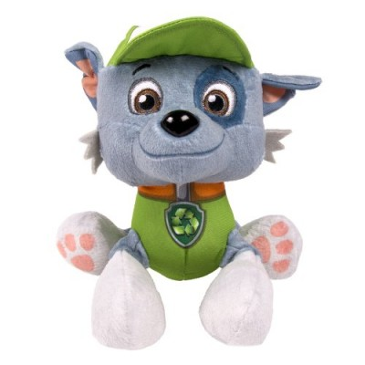 Paw Patrol - Plush Pup Pals- Rocky Toy