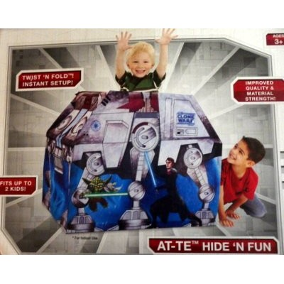 Star Wars - Clone Wars  - Hide N Attack Tent
